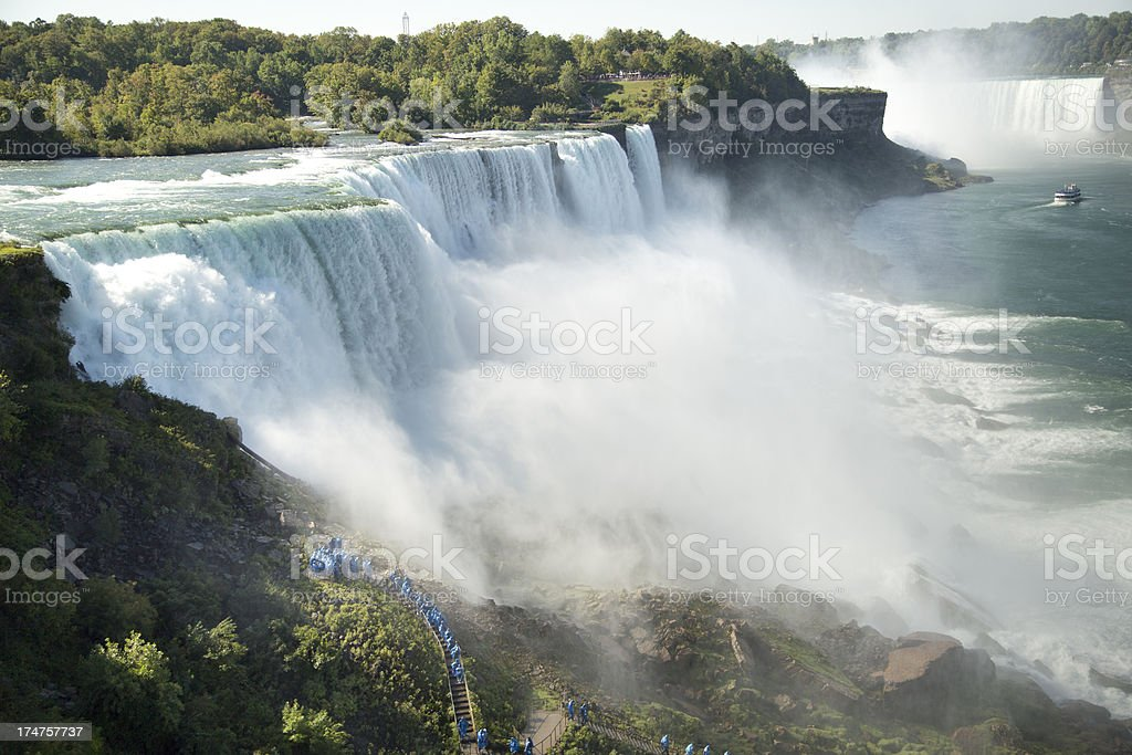 Niagara falls XXXL size stock photo