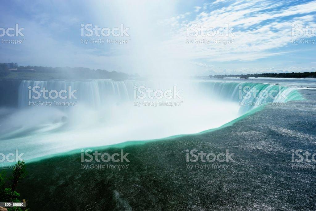 Horseshoe Falls-Niagara Lizenzfreies stock-foto