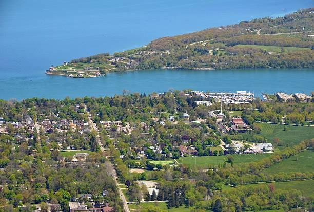 Niagara on the Lake, Luftaufnahme – Foto