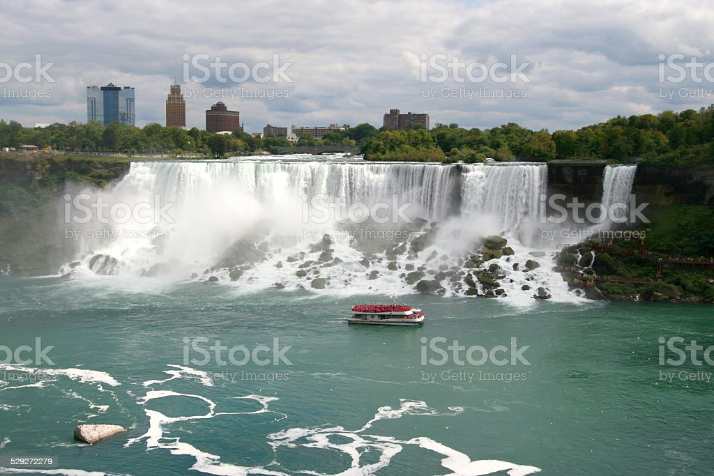 Niagarafaelle Lizenzfreies stock-foto