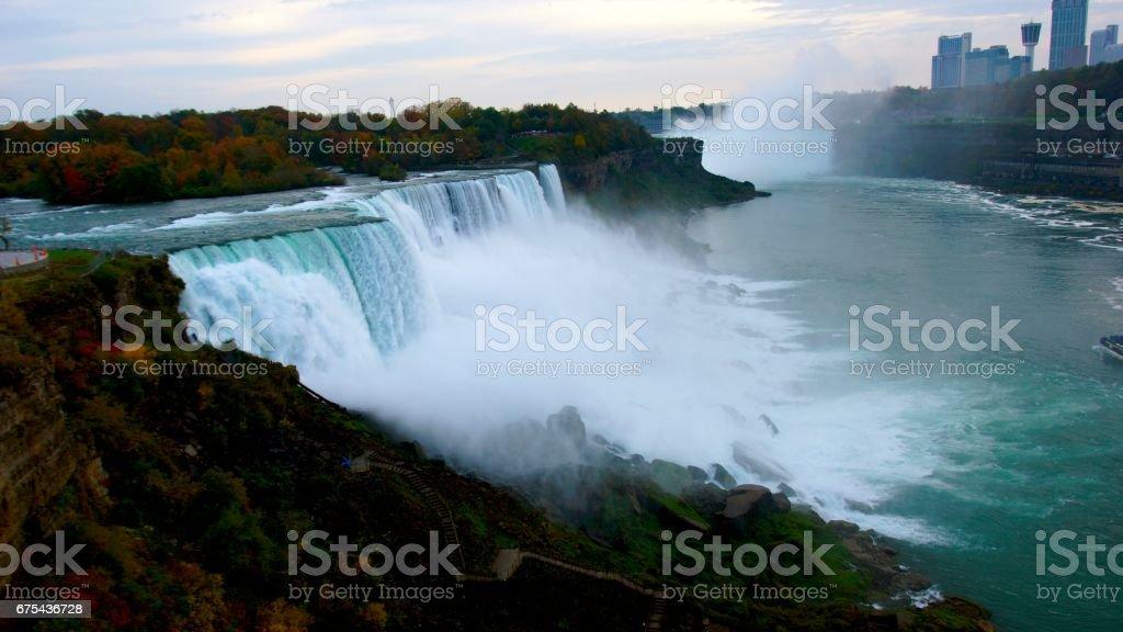 Niagara photo libre de droits