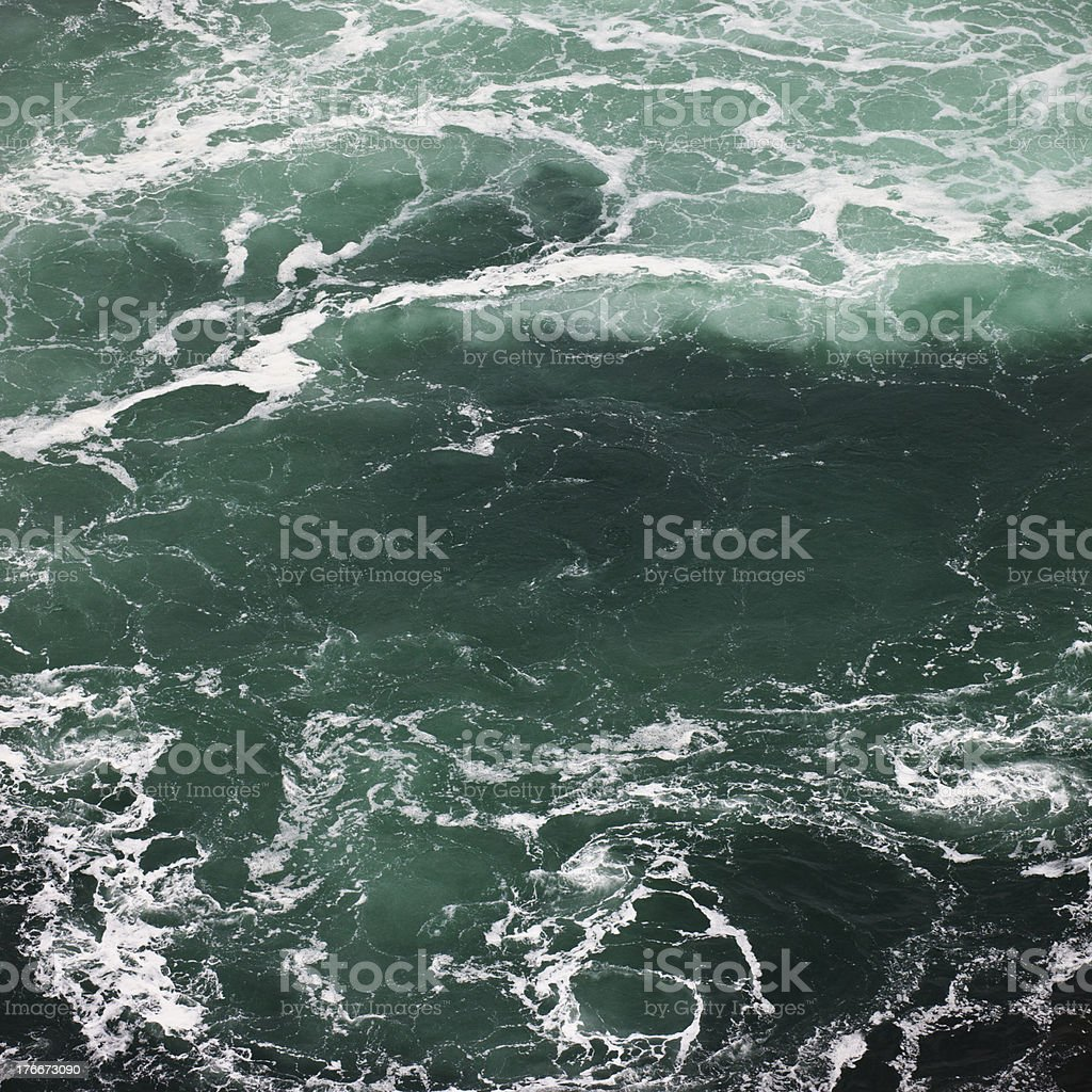 Niagara River royalty-free stock photo