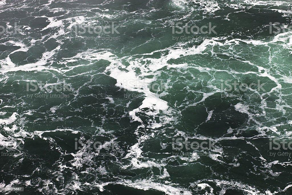 Niagara River. royalty-free stock photo