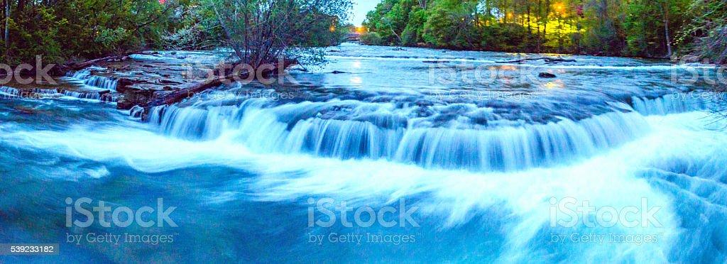 Río niágara  foto de stock libre de derechos