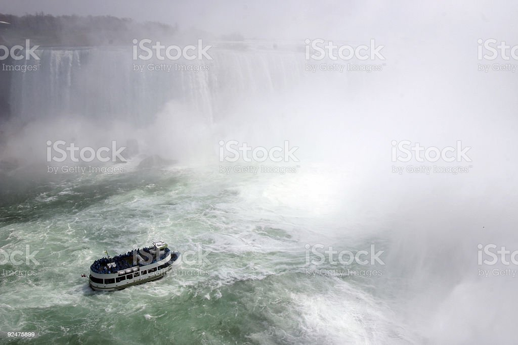 Niagra Falls royalty-free stock photo