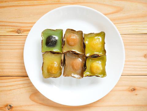 Nian Gao Oder Chinese New Year Kuchen Stockfoto und mehr Bilder von Asien -  iStock