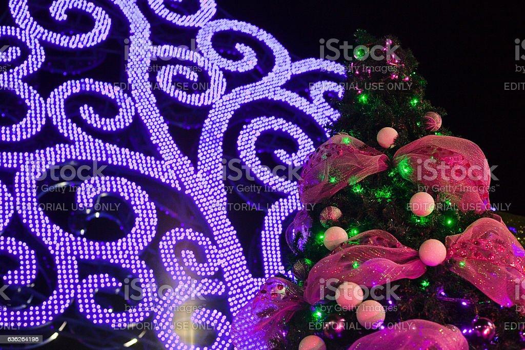 Nicaraguan Christmas stock photo