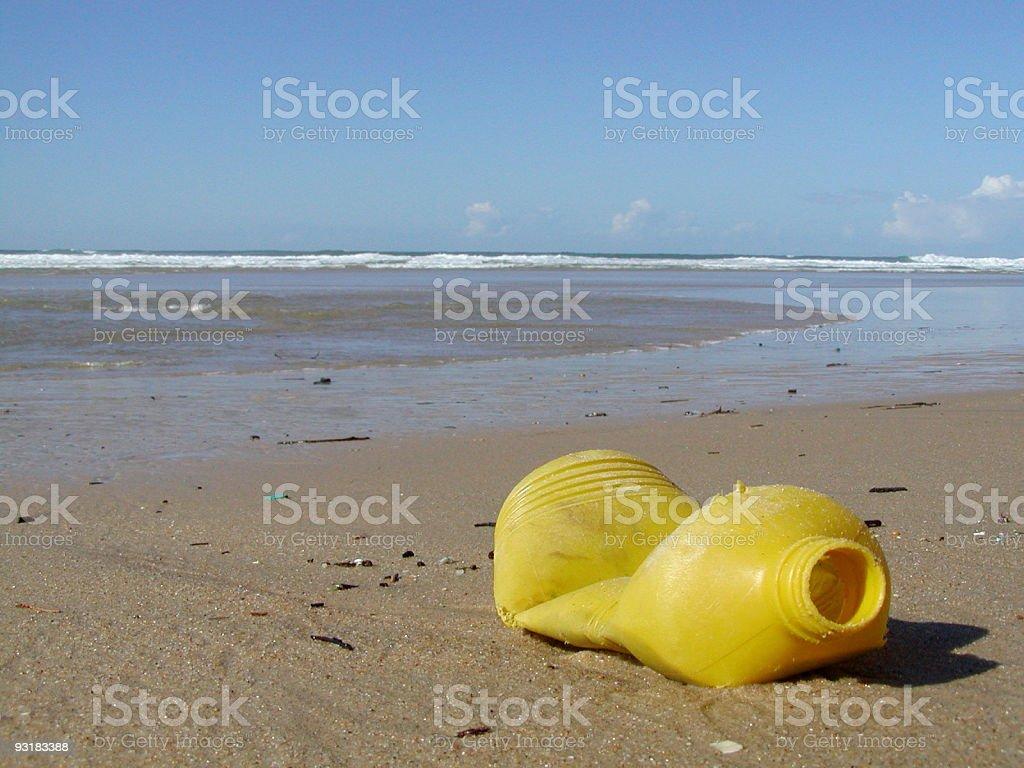 nice beach royalty-free stock photo