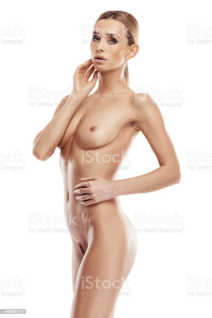 sexy naked babe fox