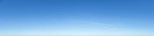 尼斯無雲空藍天全景背景 - sky 個照片及圖片檔