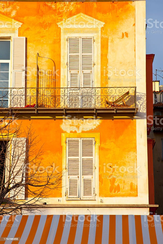 Nice, Cote d'Azur stock photo