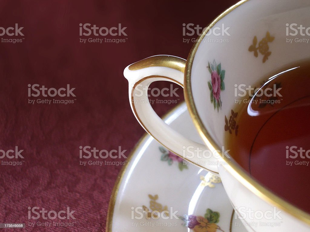 Nice Cuppa Tea royalty-free stock photo