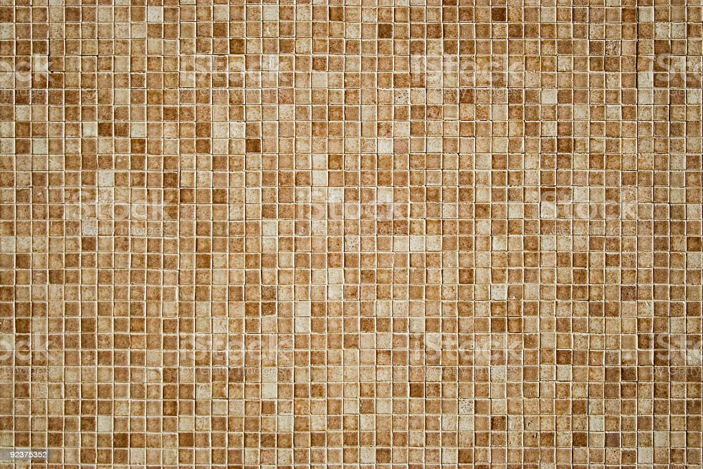 Nice detailed texture off glass tiles. royalty-free stock photo