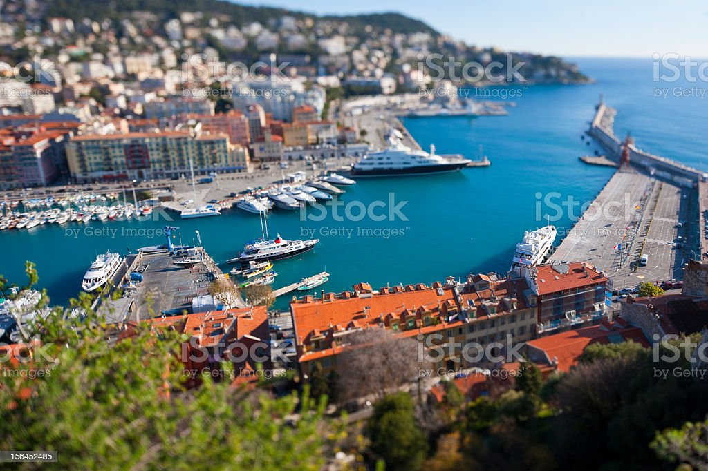 Nice, France royalty-free stock photo