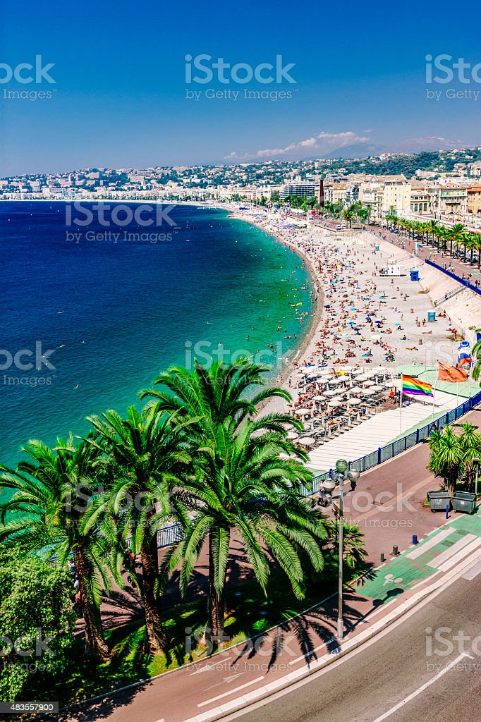Nice, French Riviera stock photo
