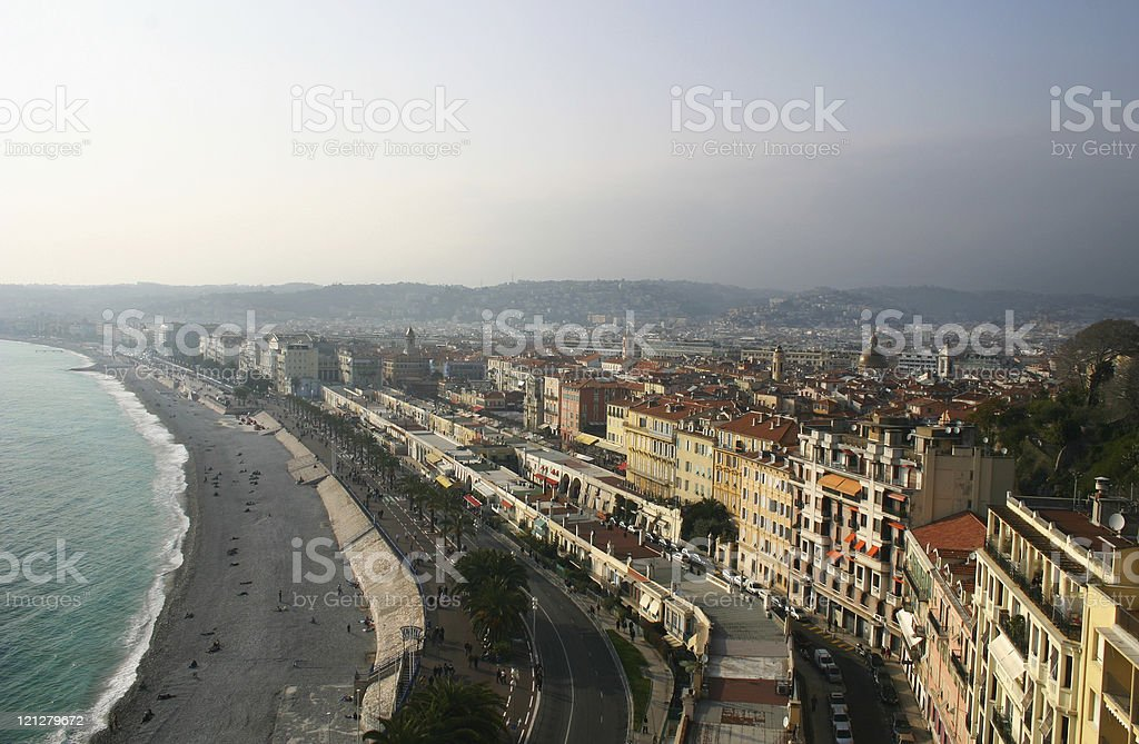 Nice From Above royalty-free stock photo