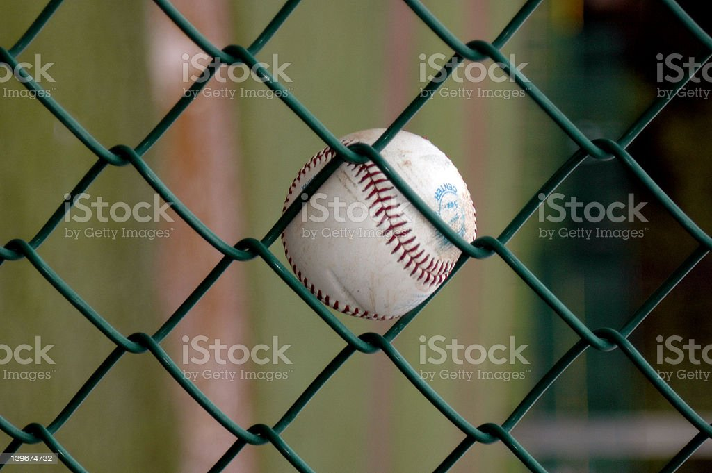 Nice Hit! royalty-free stock photo