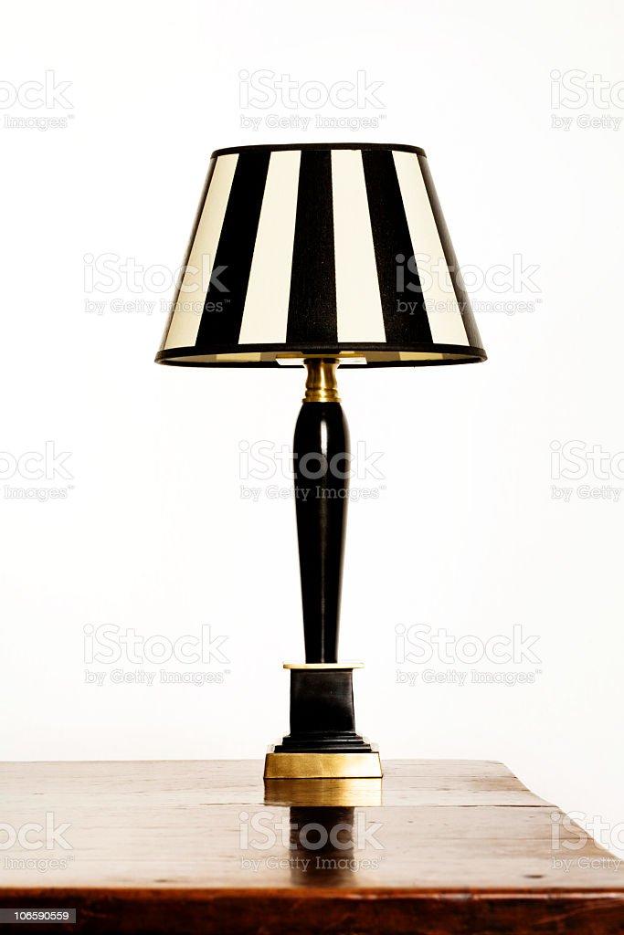nice lamp royalty-free stock photo