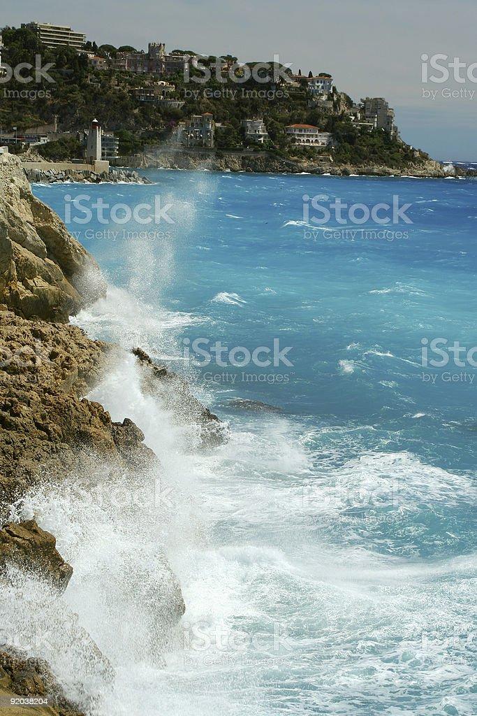 Nice landscape royalty-free stock photo