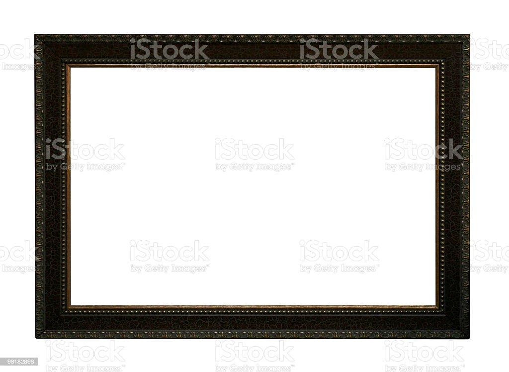 Bello guardando frame da utilizzare per il progetto foto stock royalty-free