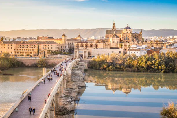 Nice old city of Cordoba Cordoba Spain cordoba mosque stock pictures, royalty-free photos & images