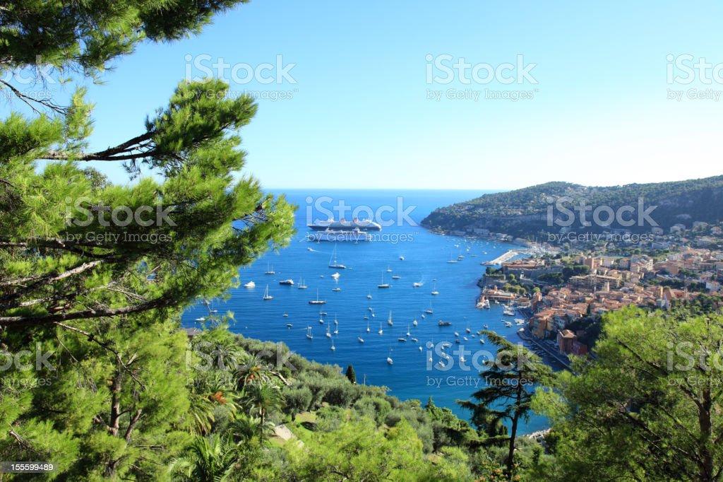 Nice panorama royalty-free stock photo