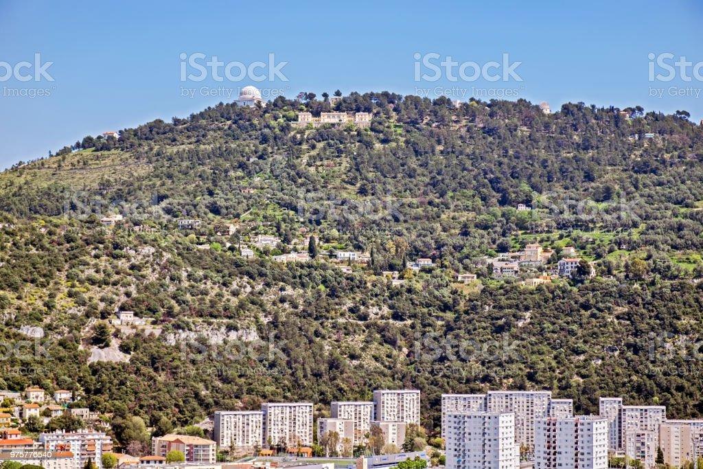 Nizza - Lizenzfrei Alpes Maritimes Stock-Foto