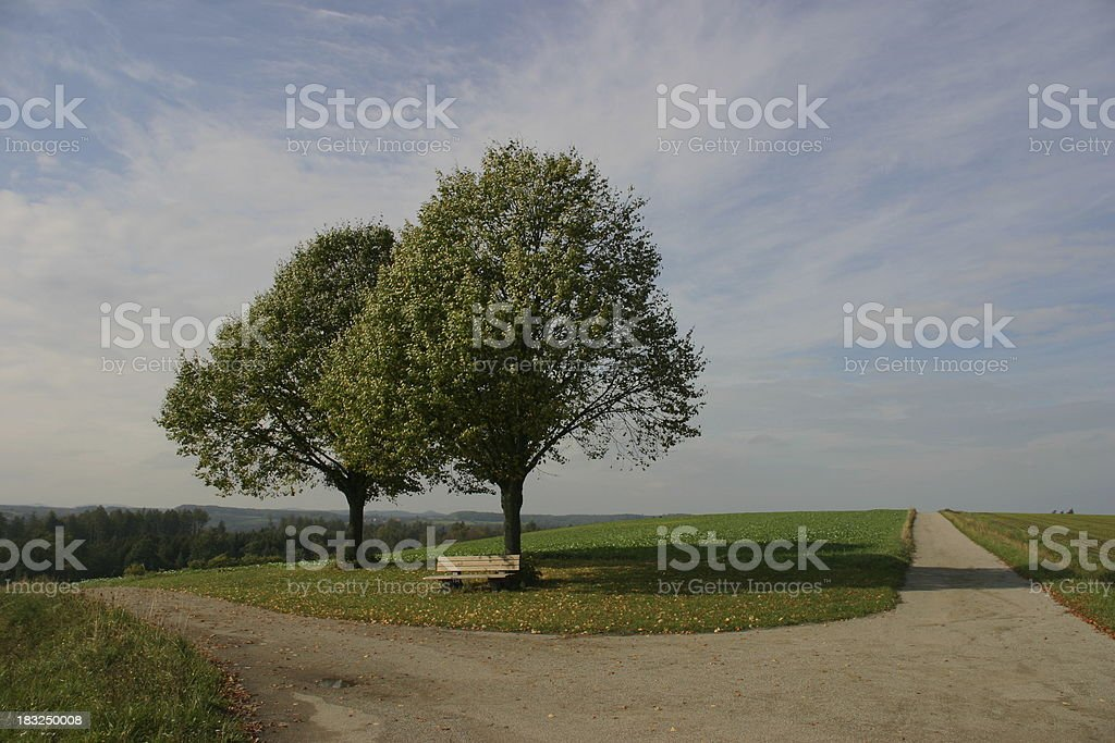 Nice place royalty-free stock photo
