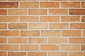 Nice red Brickwork masonry pattern brick wall for textured backgrounds