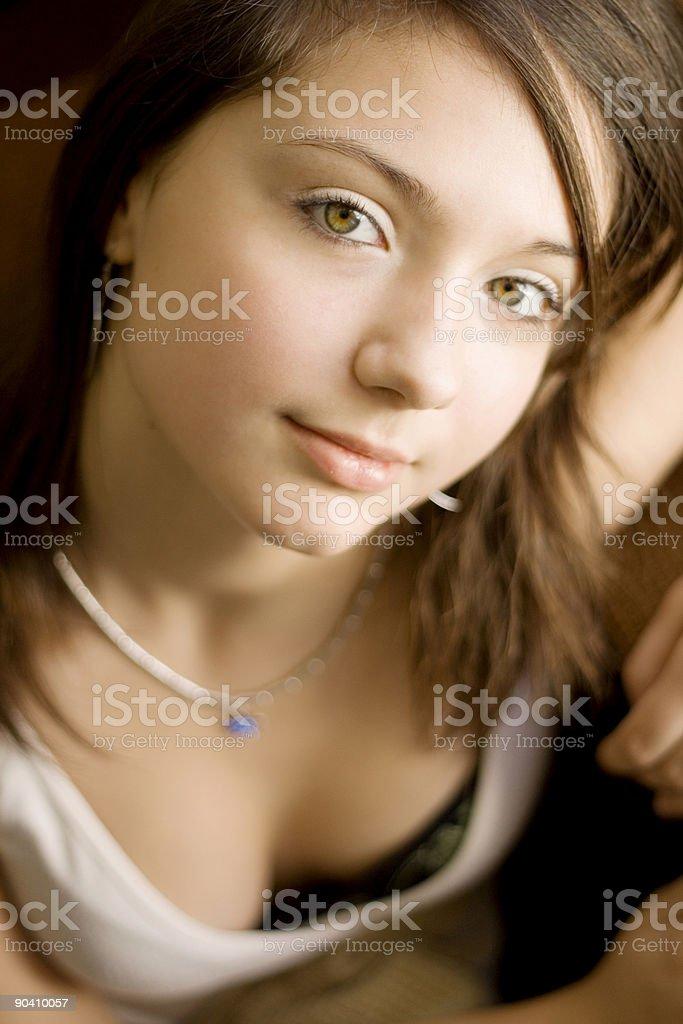 Nice Teen Portrait Stock Photo - Download Image Now - iStock