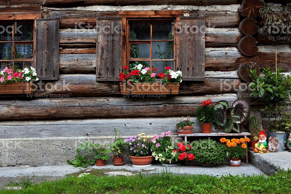 nice window royalty-free stock photo