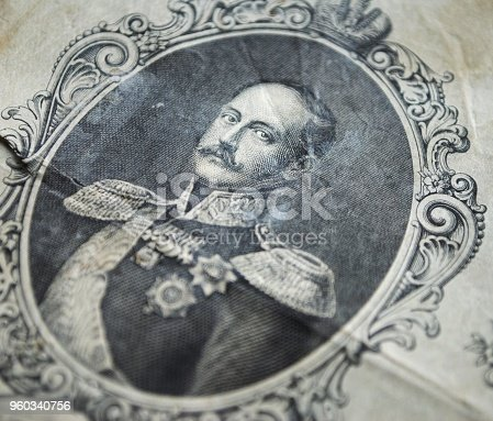 Nicholas I - (6 July 1796 – 2 March 1855) was the Emperor of Russia from 1825 until 1855. He was also the King of Poland and Grand Duke of Finland.
