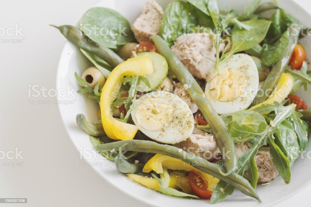 Dieta del pepino y atun