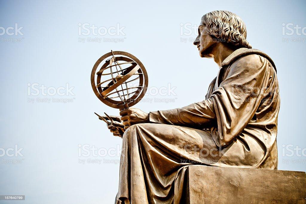 Nicolaus Copernicus - foto de stock