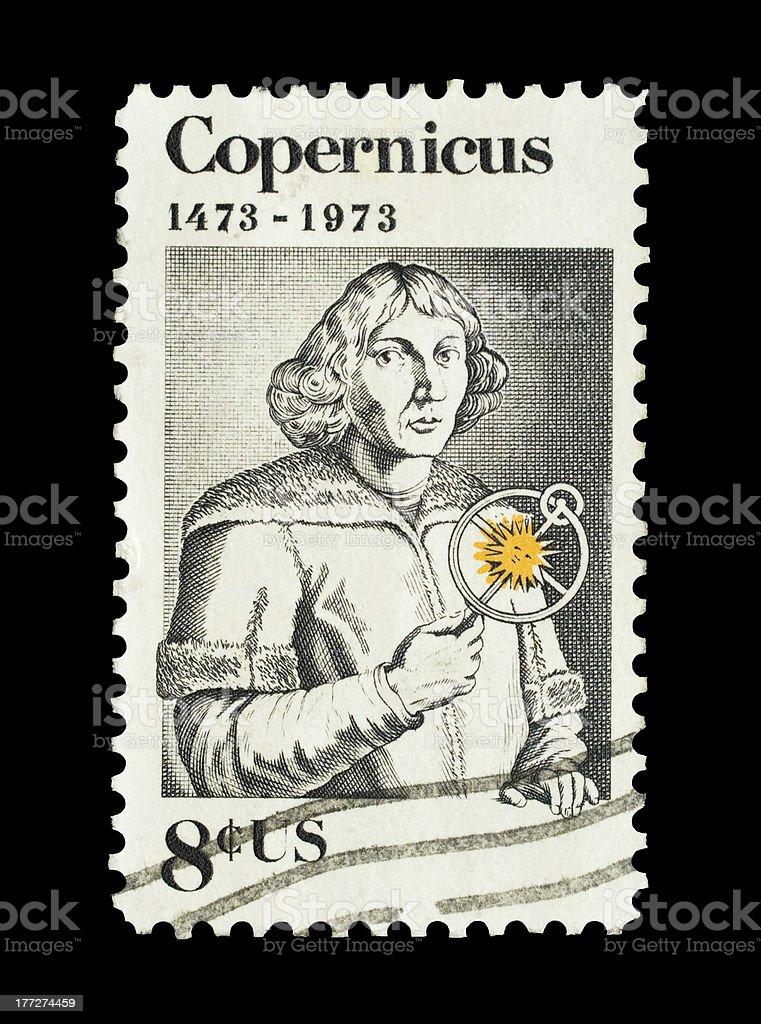 Nicolaus Copernicus stock photo