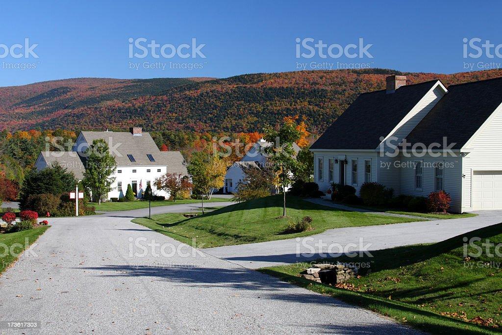 Nieghborhood royalty-free stock photo