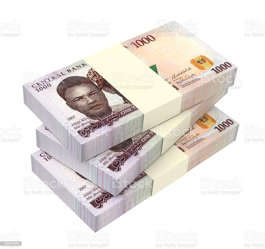 Image result for stack of naira note