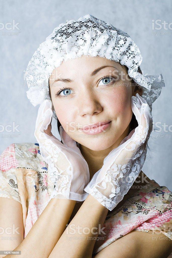 Bonnet de nuit - Photo