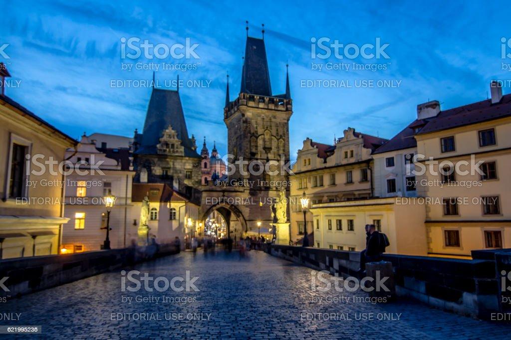 Prague, Сzech Republic - September 26, 2016: Prague, Czech Republic,...