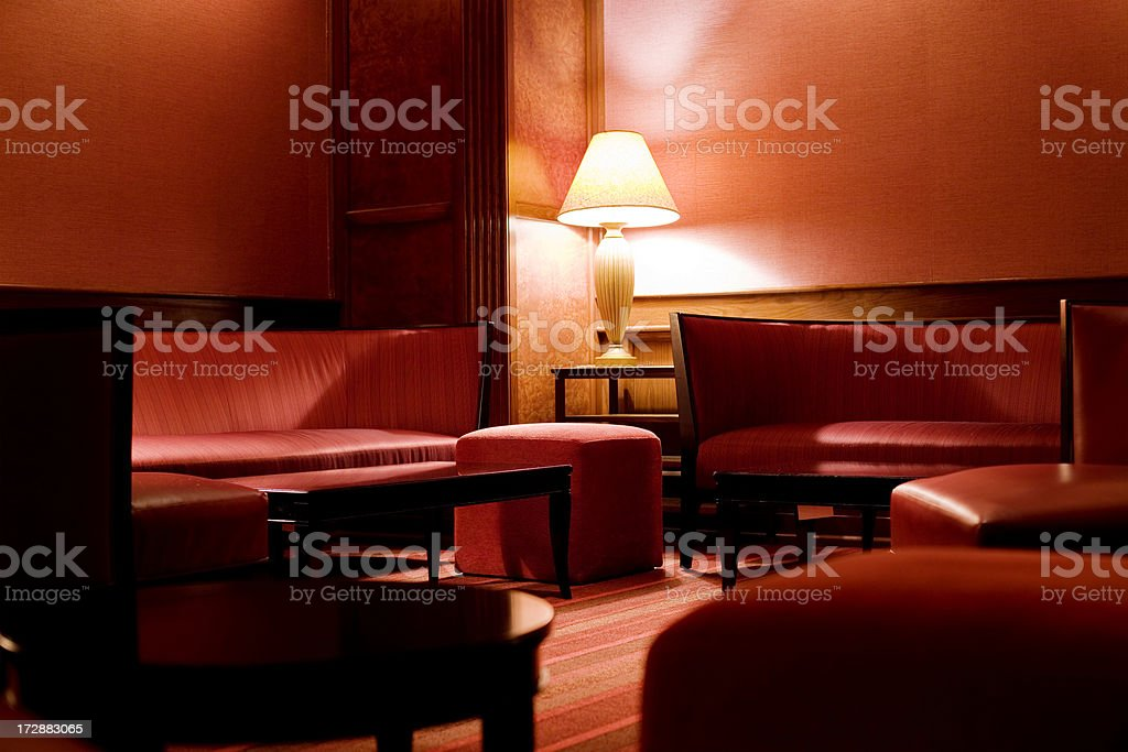 Night Club stock photo
