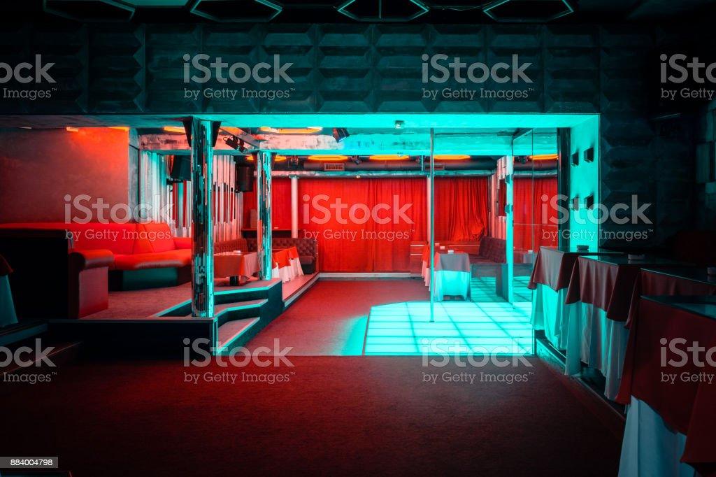 club nocturno  - foto de stock