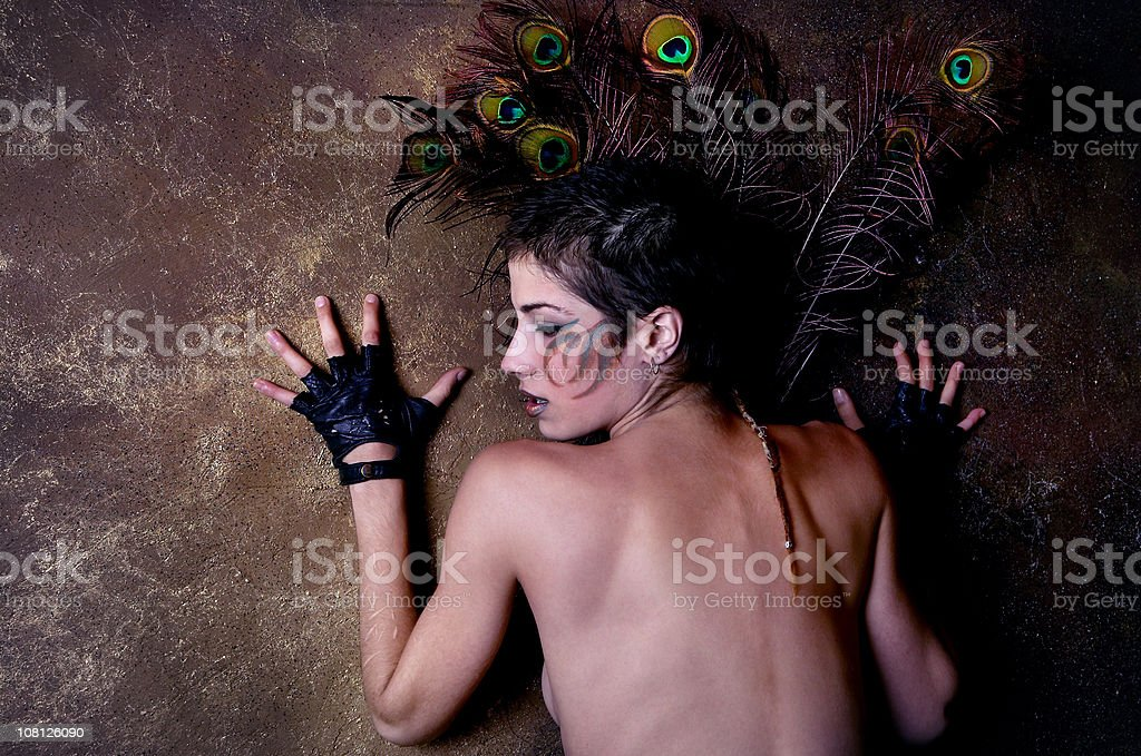 Night creature royalty-free stock photo