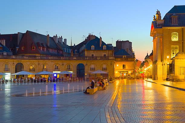 Nacht Dijon – Foto