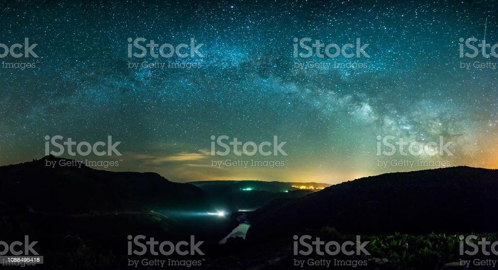 viewpoints at night