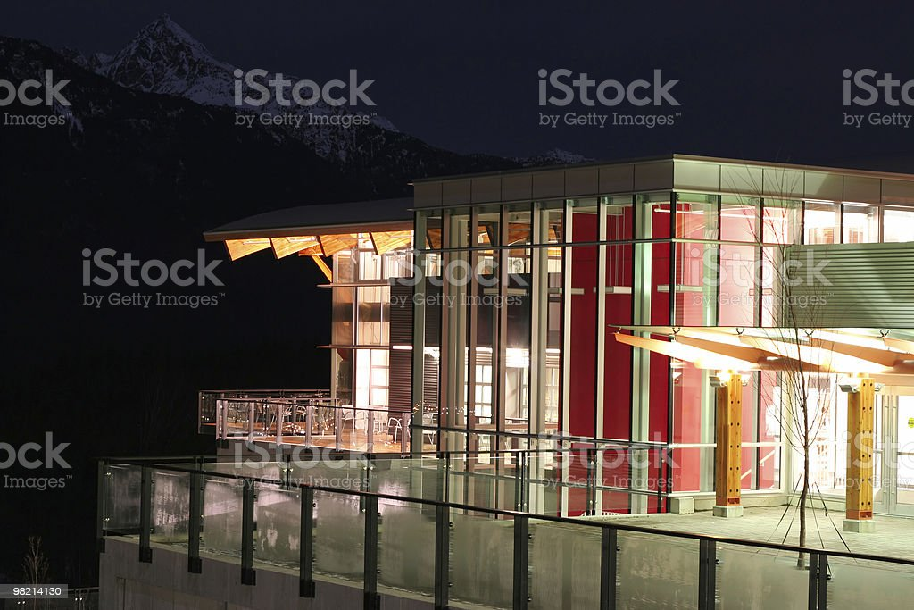 Night Lights royalty-free stock photo