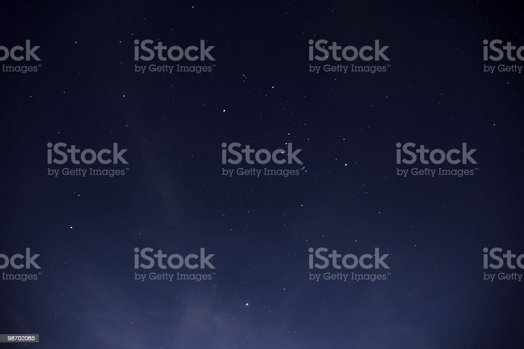Night Lights royalty-free stock photo