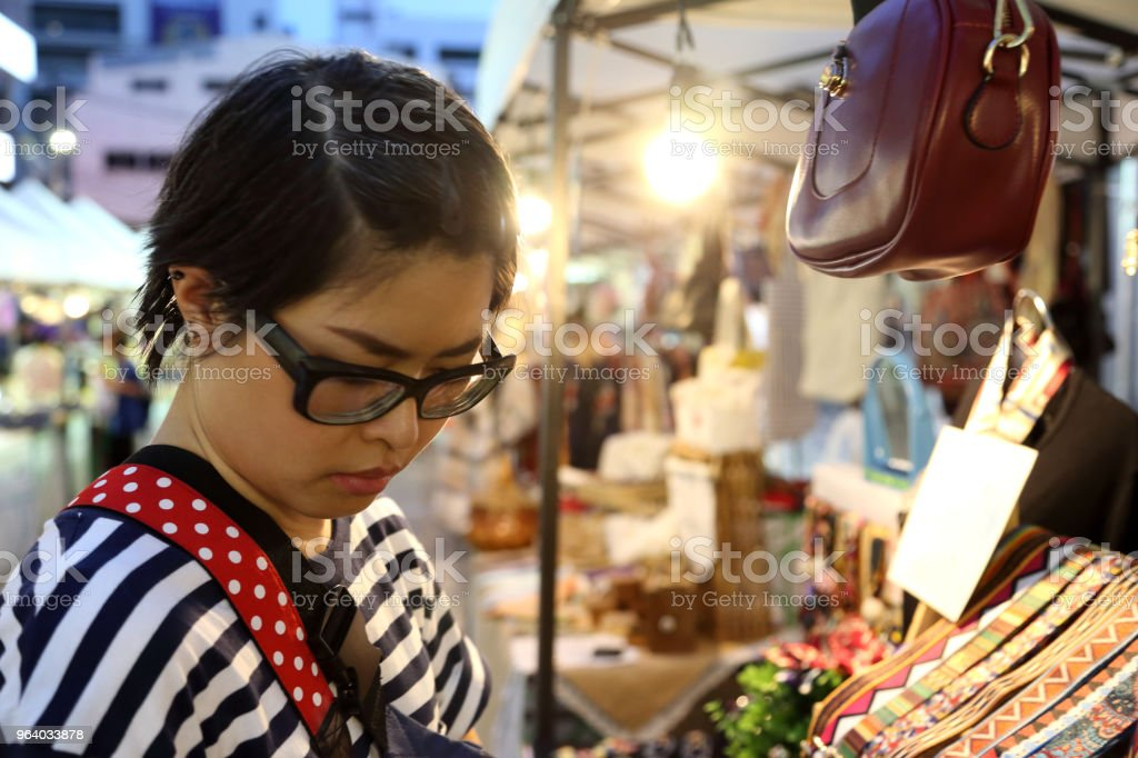 Night Market - Royalty-free Adulation Stock Photo