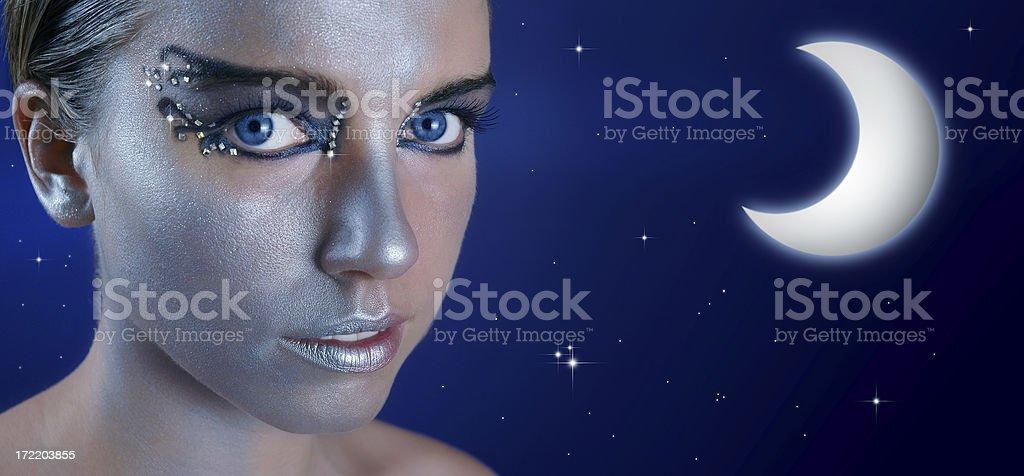 Night royalty-free stock photo