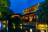Asia, East Asia, Wuzhen, Zhejiang Province, Ancient