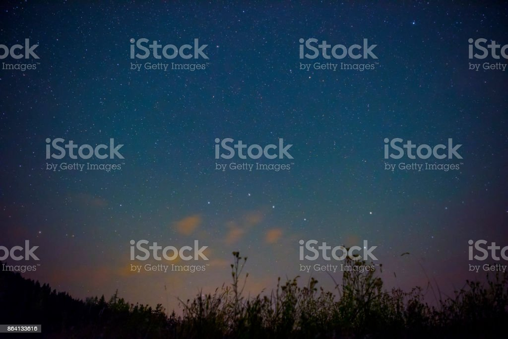 Night sky background royalty-free stock photo